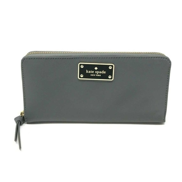 45fa2ad99dea Kate Spade Bags | Wilson Road Neda Zip Around Wallet | Poshmark